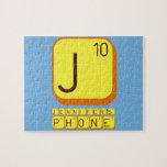 J JENNIFER'S PHONE  Puzzles