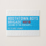 boothtown boys  brigade  Puzzles