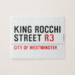 king Rocchi Street  Puzzles