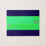 Capri Mickens  Swagg Street  Puzzles