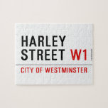 HARLEY STREET  Puzzles