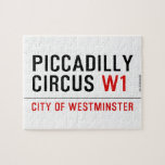 piccadilly circus  Puzzles