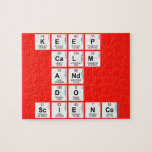 KEEP CALM AND DO SCIENCE  Puzzles