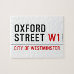 oxford street  Puzzles