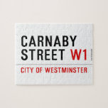 CARNABY STREET  Puzzles