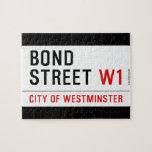 Bond Street  Puzzles