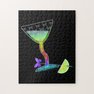 PUZZLES - BUTTERFLY MARTINI