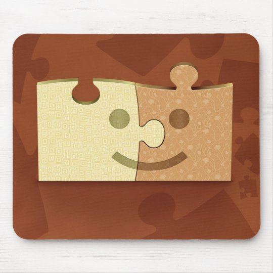 Puzzles Mouse Pad