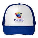 Puzzles Trucker Hat