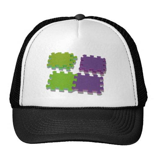 PuzzleStack052109shadow Gorros Bordados