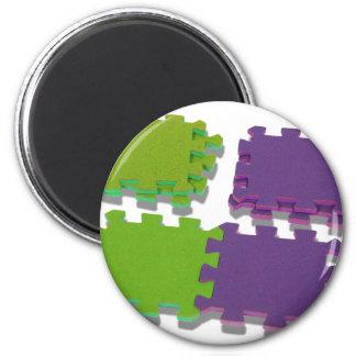 PuzzleStack052109shadow Imanes Para Frigoríficos