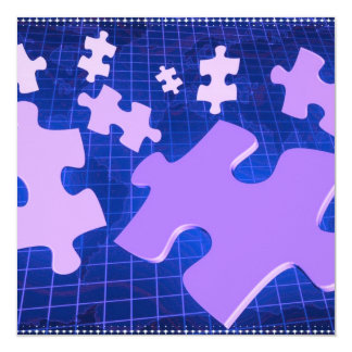 Puzzling Invitations