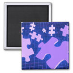 Puzzling Magnet