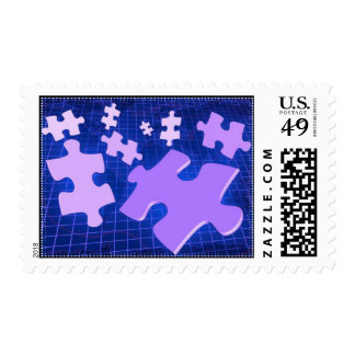 Puzzling Stamp