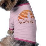PV Pups Pet T Shirt