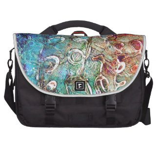 PVA glue, mix up Commuter Bags
