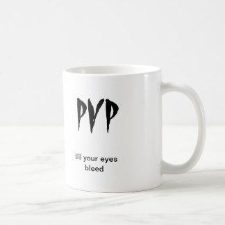 PVP Online Gaming Mug