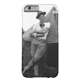 Pvt. Browne, Co. M, 16th Infty., Camp El Valle_War Barely There iPhone 6 Case