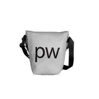 pw.ai messenger bag