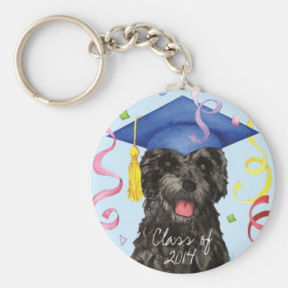 PWD Graduate Keychains