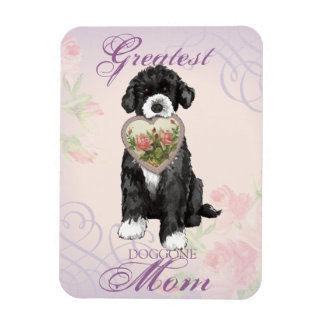 PWD Heart Mom Magnet