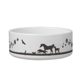 PWD Pet Bowl - black