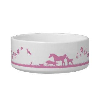 PWD Pet Bowl - pink