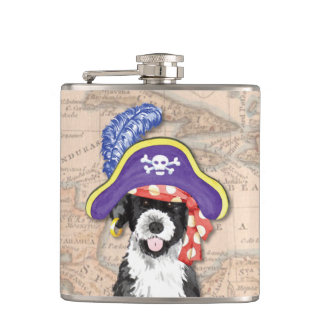 PWD Pirate Hip Flask