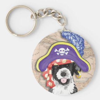 PWD Pirate Keychain