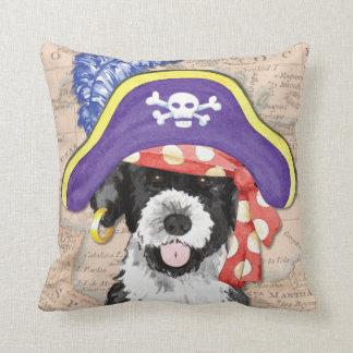 PWD Pirate Throw Pillows