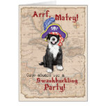 PWD Pirate Stationery Note Card