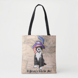 PWD Pirate Tote Bag