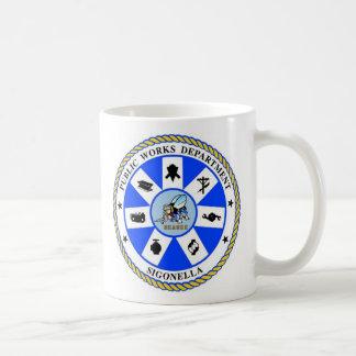 PWD Sigonella Mug
