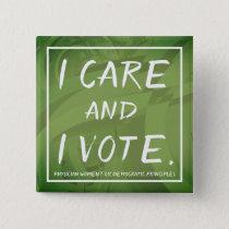 PWDP I care pin