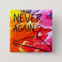 PWDP never again pin
