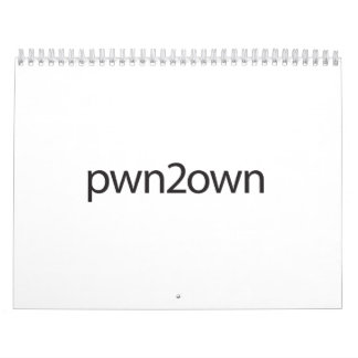 pwn2own.ai wall calendar