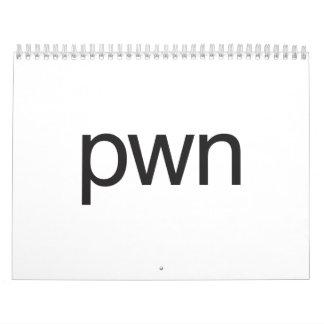 pwn calendars