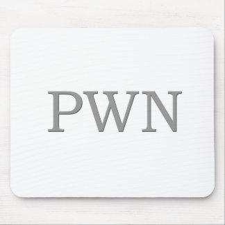PWN MOUSE PAD