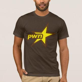 pwn star T-shirt