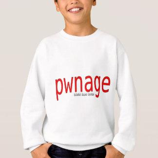 pwnage sweatshirt