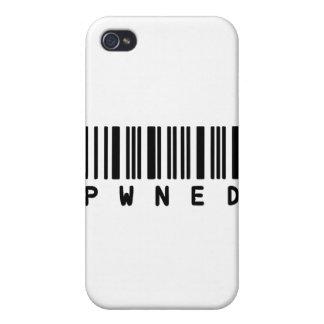 pwnd iPhone 4/4S carcasa