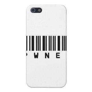 pwnd iPhone 5 fundas