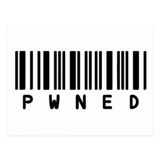 pwnd postcard