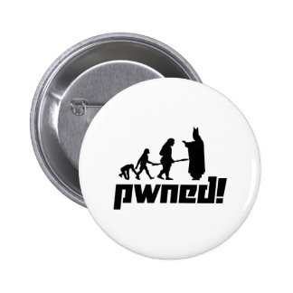 Pwned! 2 Inch Round Button