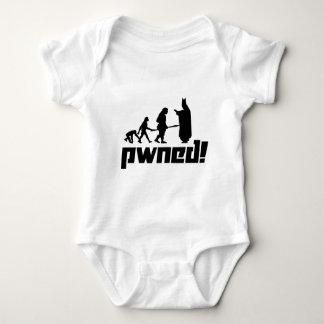 Pwned! Baby Bodysuit