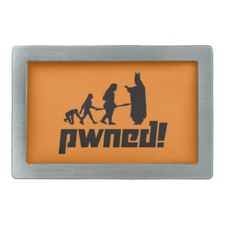Pwned! Belt Buckle