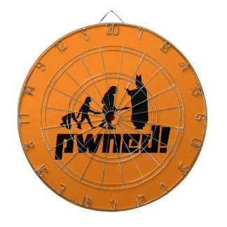 Pwned! Dart Boards