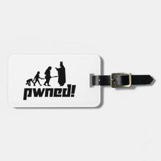 Pwned! Luggage Tag