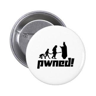Pwned! Pinback Button