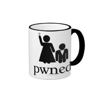 Pwned Ringer Mug